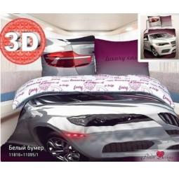 «UNISON 3D» Белый бумер