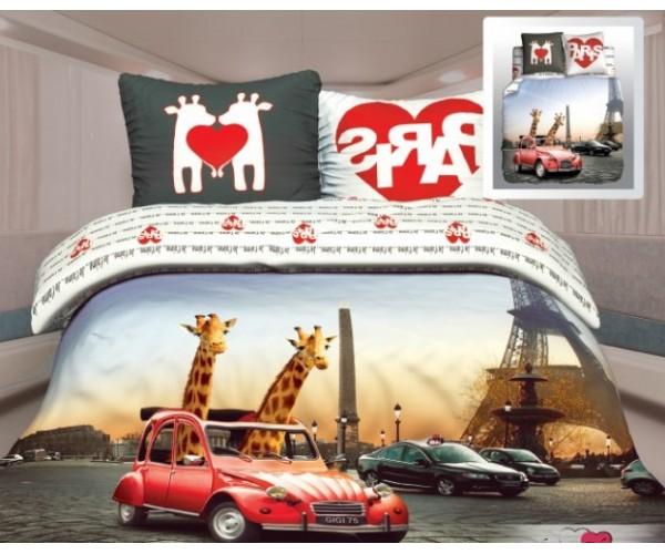 «UNISON 3D» Любовь в Париже