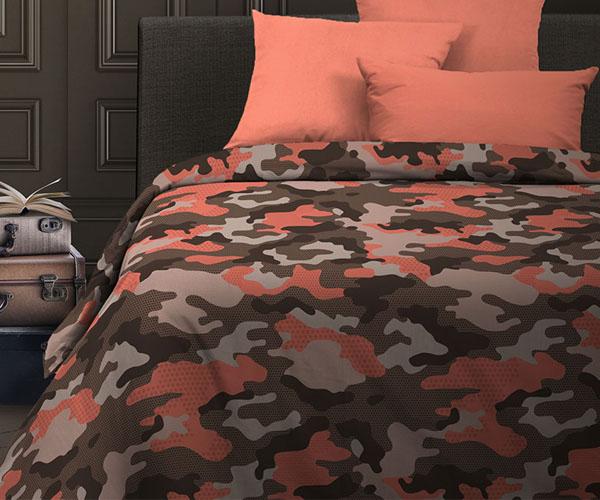 Постельное белье «WENGE» Military