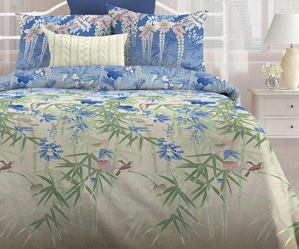 Постельное белье «Любимый дом» Бамбук