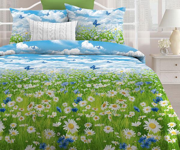 Постельное белье «Любимый дом» Русское поле