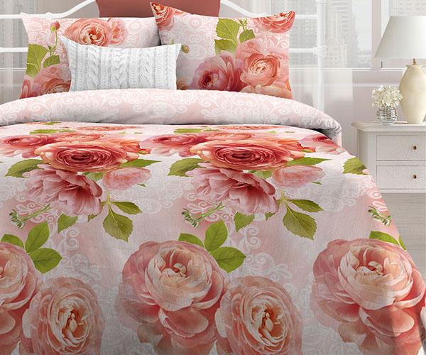 Постельное белье «Любимый дом» Садовый цвет