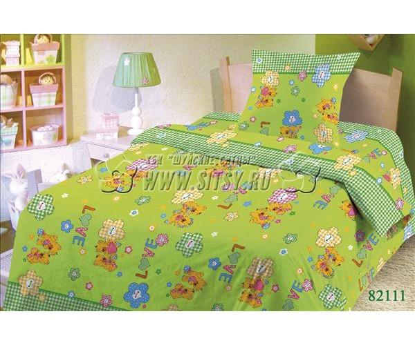 Детское постельное белье «Кроха» 82111
