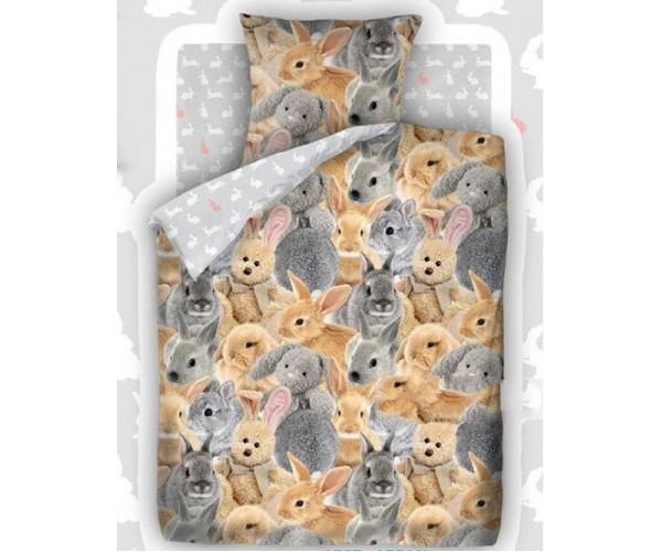 Детское постельное белье FOR YOU Ушастики