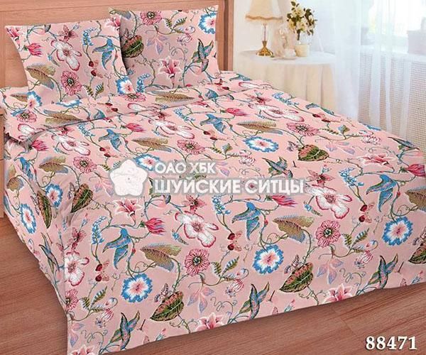 Постельное белье Креп De Luxe 88471