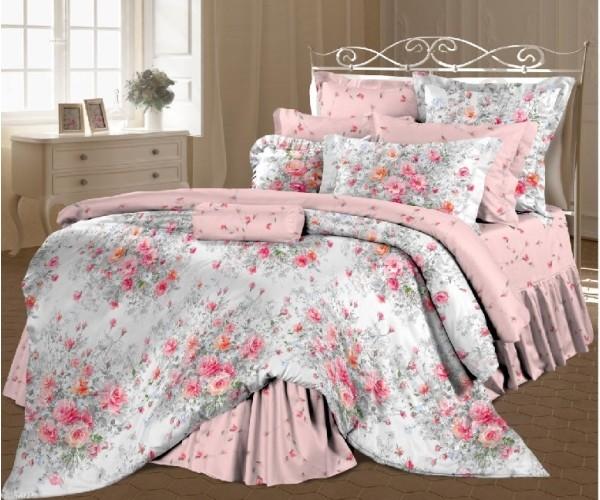 Комплект постельного белья «Французский букет»