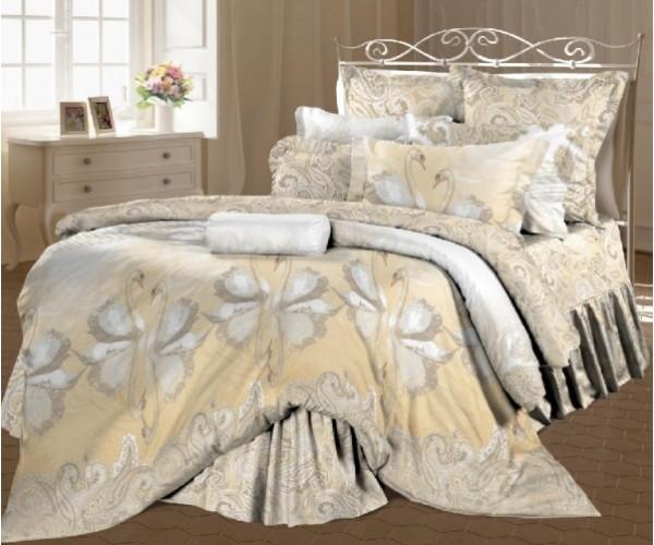 Комплект постельного белья «Лебединое озеро»